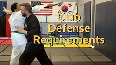 Koval Taekwondo Club Defense Youtube Thumbnail