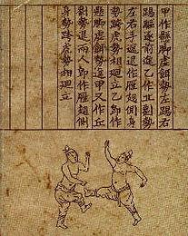 Martial arts script