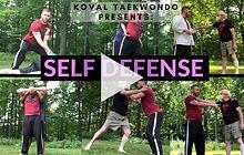 Koval Taekwondo Self Defense Youtube Thumbnail