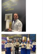 Primo premio internazionale della granita al mandarino