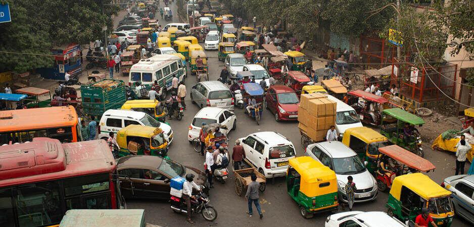 India-Urban-India-congestion-in-India-In