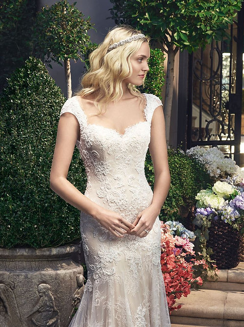 Casablanca Bridal Style 2215 - Size 12