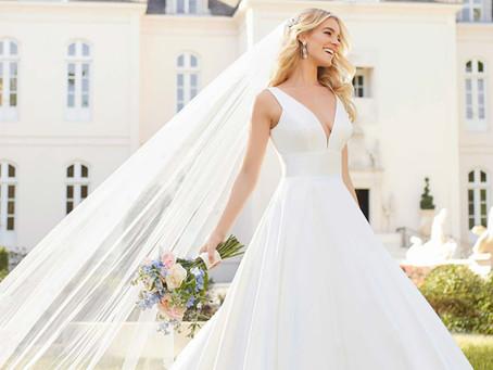 """The """"Classic Bride"""" will shine in 2021"""