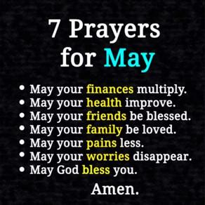 May 🙏🏾