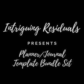 Intriguing Residuals presents Template Bundle Set