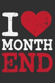 April 2021 Month End