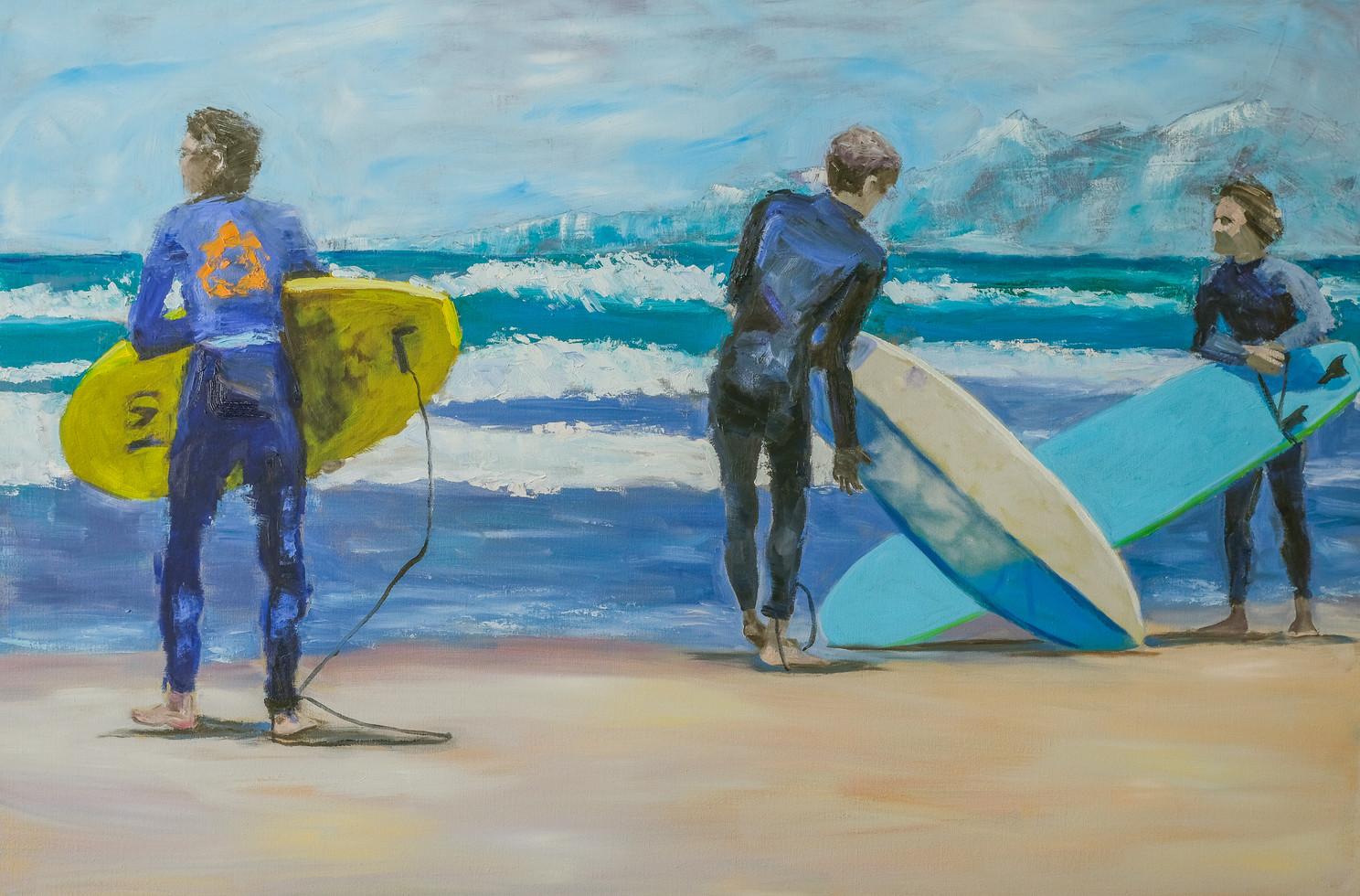 West Coast Surfers