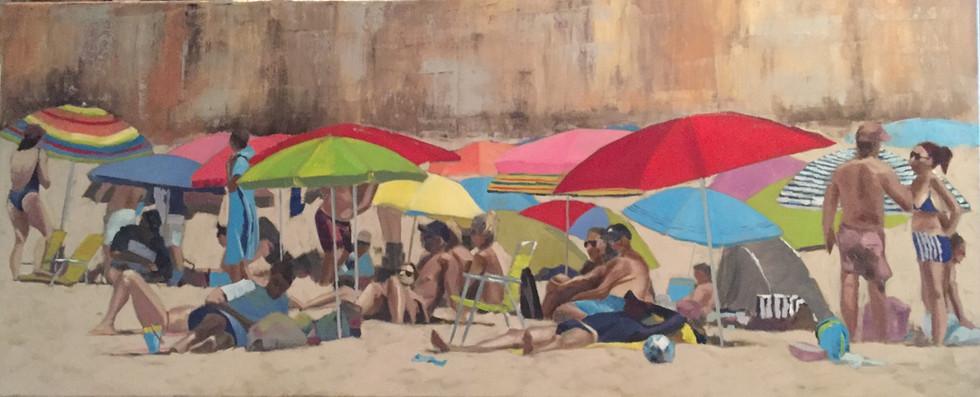 Sunbathers No3