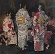 Seven Geishas