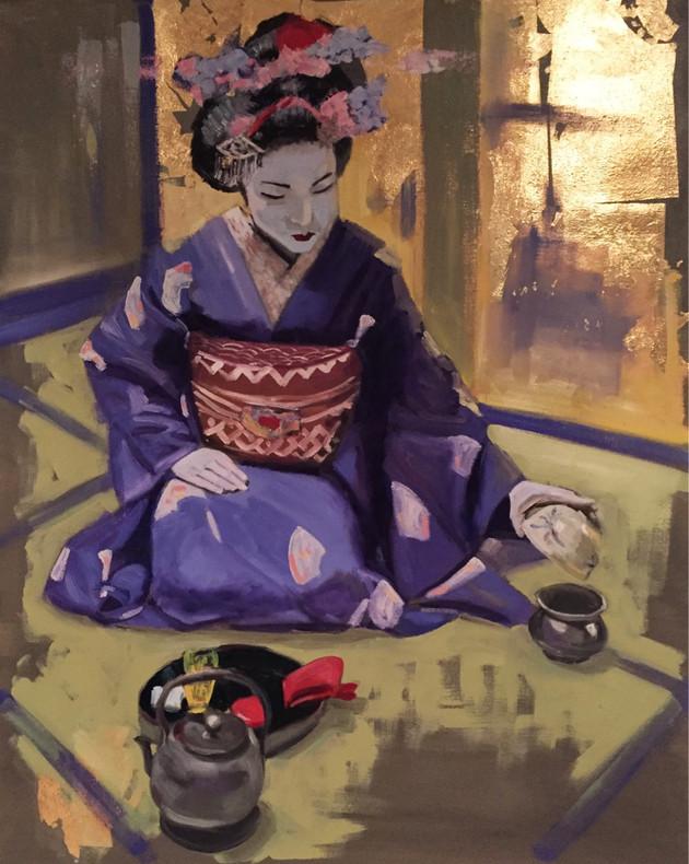 Tea Ceremony - FOR SALE see below
