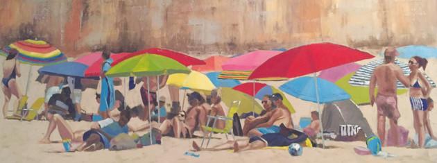 Sunbathers No3 - FOR SALE see below