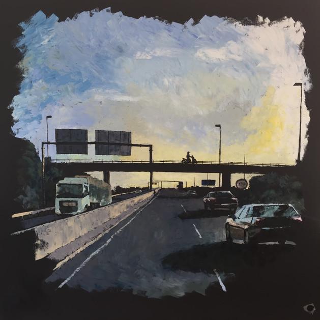 A22 at Sunrise