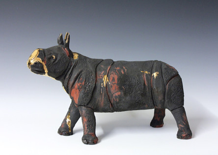 Setia, Javan Rhino, Bleeding For Gold