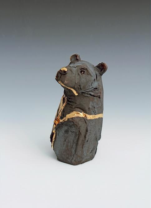 Biyu, Asiatic Black Bear, Souls,Bleeding For Gold.