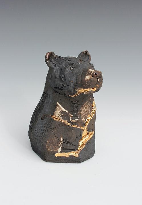 Khan, Asiatic Black Bear, Souls, Bleeding For Gold.