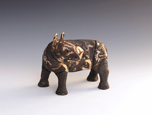 Elta, Javan Rhino, Bleeding For Gold.