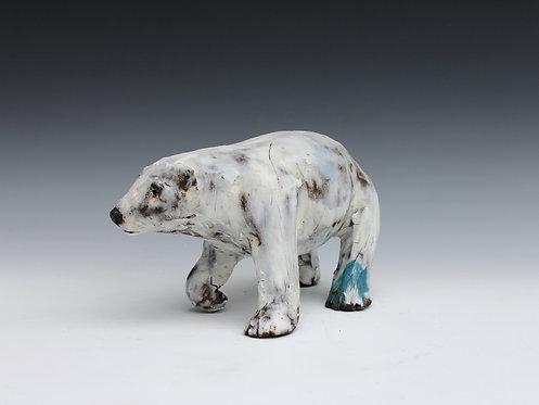 Siku, Polar Bear Cub, Adrift