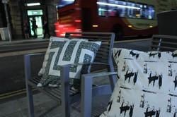Air Pollution Urban Textile Patterns