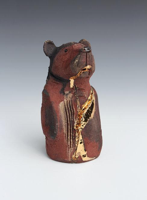 Sun, Asiatic Black Bear, Souls, Bleeding For Gold.
