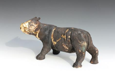 Sartri, Sumartran Rhino, Bleeding For Gold