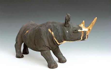 Rafee, Black Rhino, Bleeding For Gold