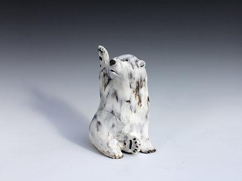 Yutu, Polar Bear Cub, Adrift