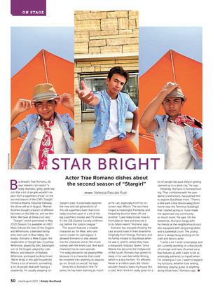 """Star Bright: Actor Trae Romano dishes about the second season of """"Stargirl"""""""