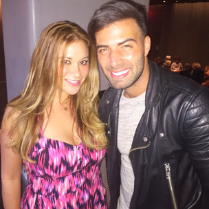 So much fun chatting with award-winning musician-actor Jencarlos Canela