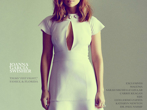 JoAnna Garcia Swisher covers our February / March 2017 issue