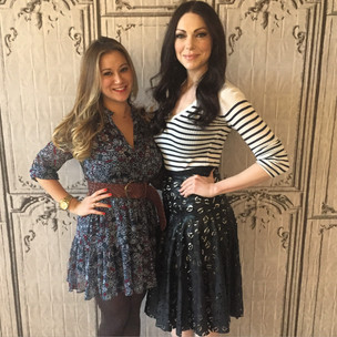 Interview with Laura Prepon, Miami Living Magazine's April/May 2016 cover girl