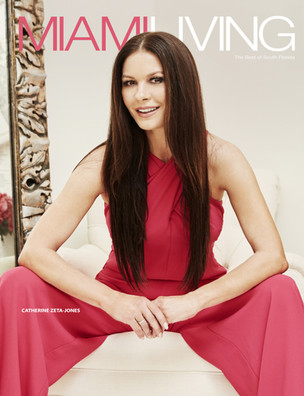 Check out my new cover story interview with Catherine Zeta-Jones.