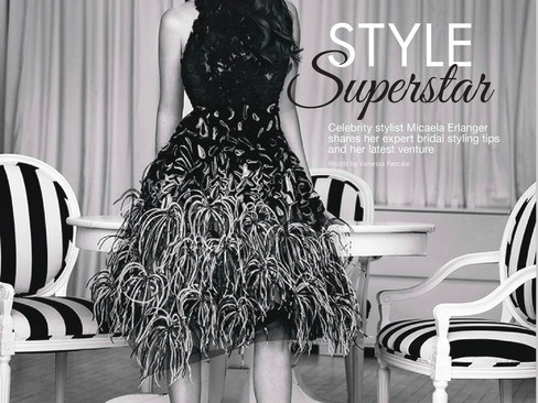 Q&A with Style Superstar Micaela Erlanger