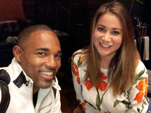 Interview with Jason George