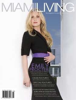 Emily Procter is In!