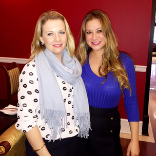 Lunch with Melissa Joan Hart