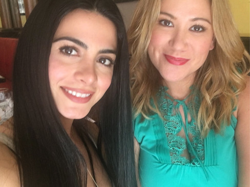 """Interview with Emeraude Toubia, star of """"Shadowhunters,"""" our June/July cover star"""