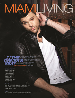 Miami Living Magazine's June/July 2015 issue
