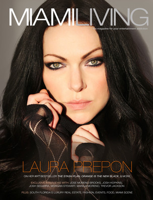 April/May 2016 issue is out with my cover story interview with Laura Prepon