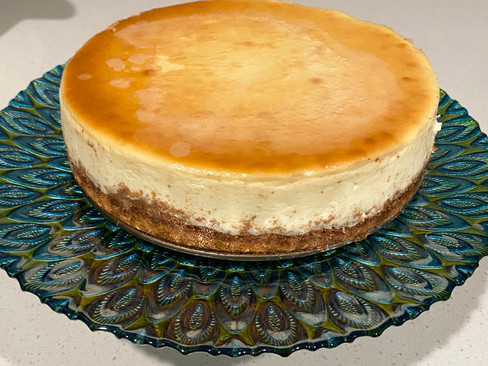 Operation Indulge: New York-Style Cheesecake, Rack of Lamb, and Korean Air Fried Wings
