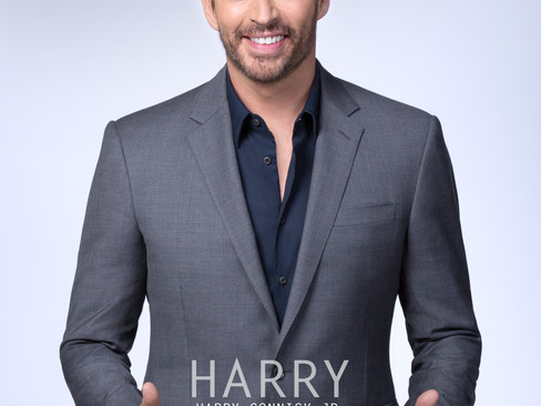 Harry Connick Jr. covers our April/May issue