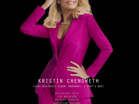 Miami Living's October/November 2016 issue with cover star Kristin Chenoweth