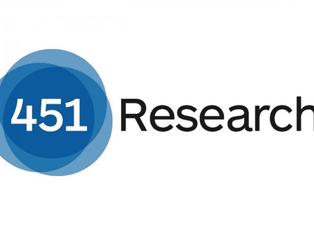 451 RESEARCH: ANTWORKS' AI AND RPA TRIGGERS GROWTH