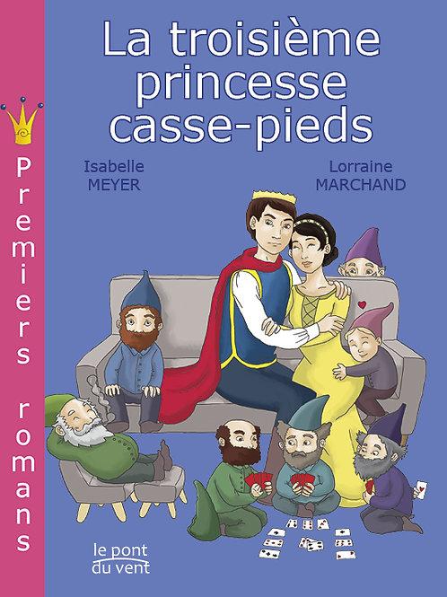 La troisième princesse casse-pieds, Princesses tome 2