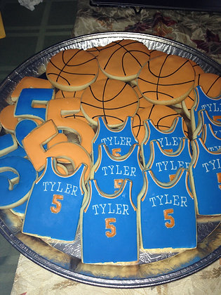 Basketball Theme, $3 each