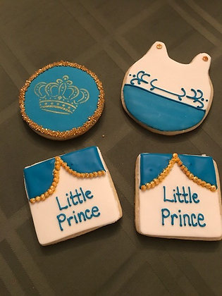 Little Prince Themed