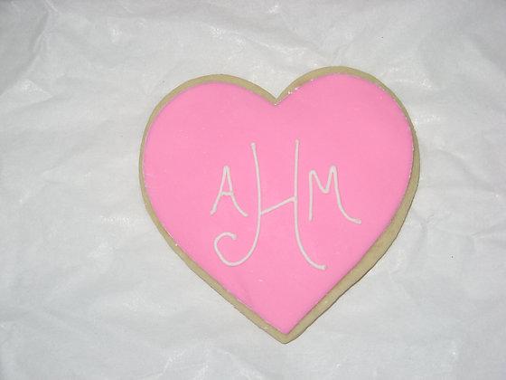 Monogram Heart