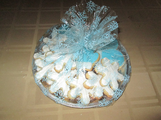 Holiday Tray (Sm $35  Lg $50)