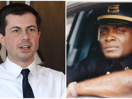 Buttigieg Lies Exposed in Demoting the Black Chief of Police