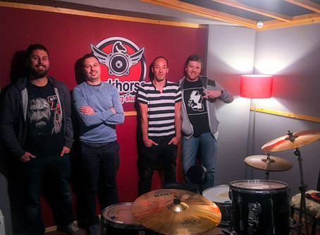 5 Reasons Why You Should Bring Your Band To Record At Darkhorse (or anywhere else)