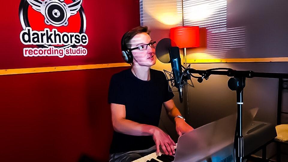 RECORDING STUDIO SURREY GIFT EXPERIENCE
